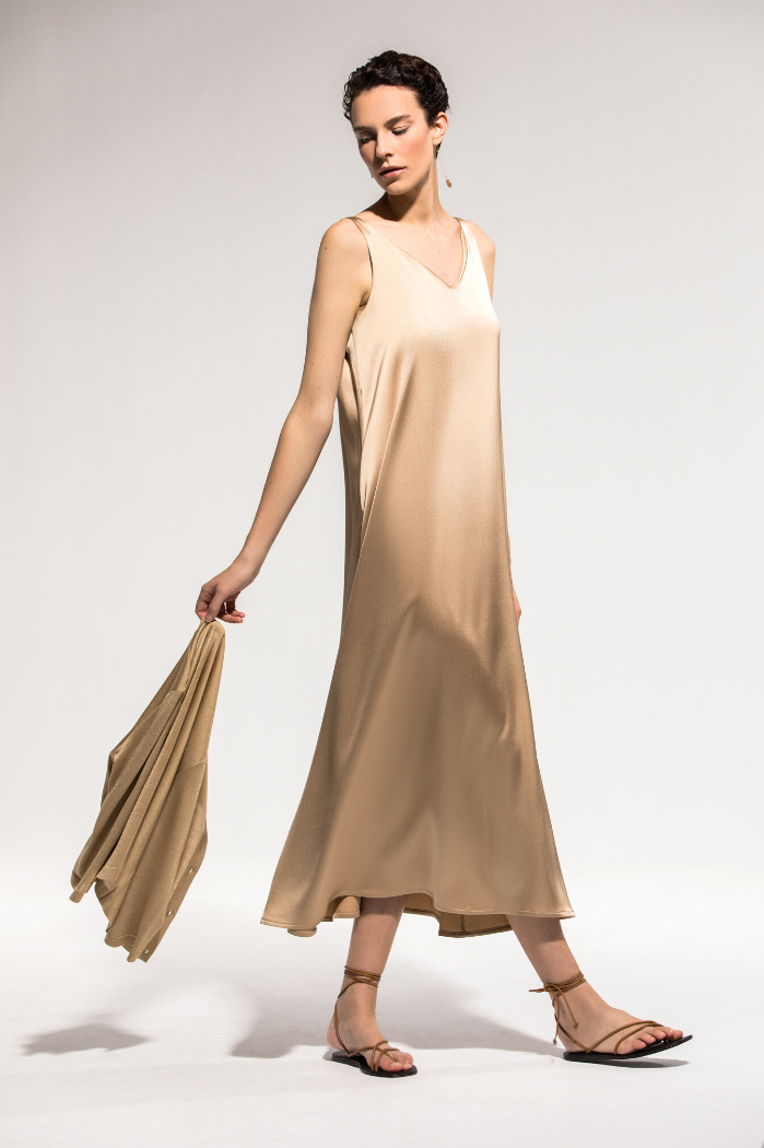 Vestido lencero Naulover