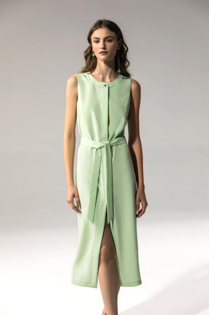 Vestido lino Naulover